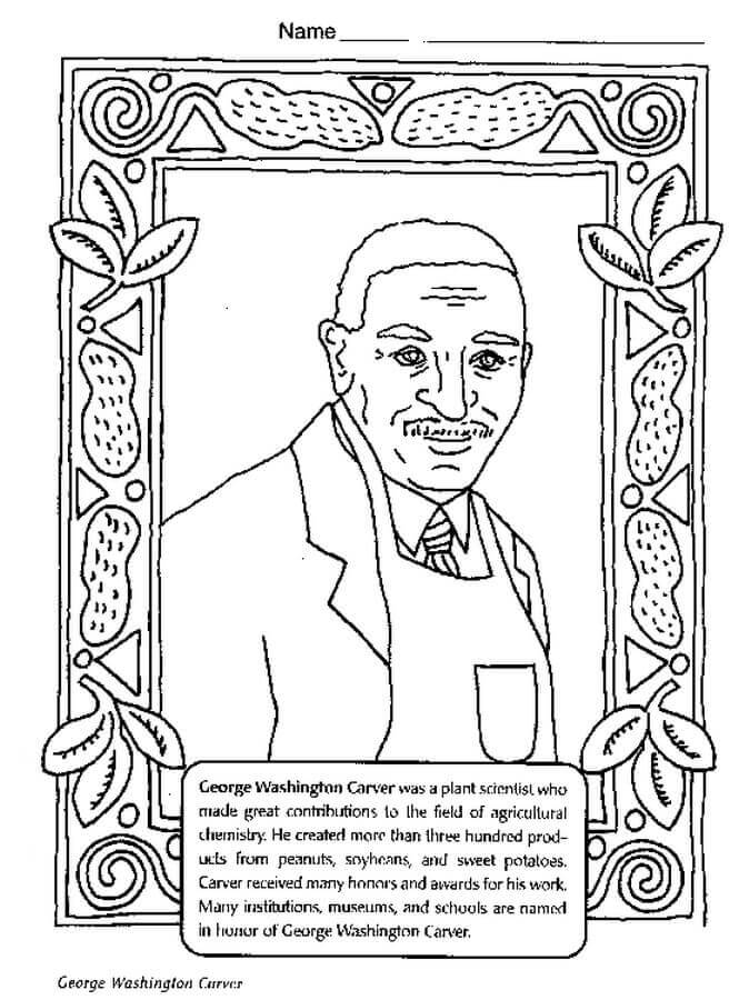 pictures of black history month to color us president barack obama coloring page crayolacom month pictures to color of black history