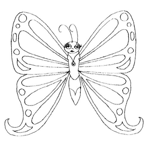 pictures of butterflies to color monarch butterfly coloring pages for kids gtgt disney color pictures to butterflies of