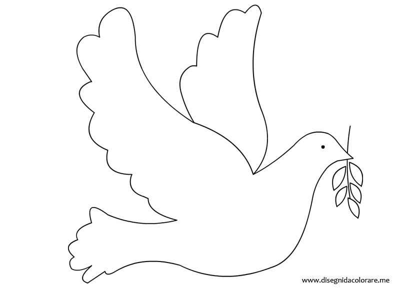 pictures of doves to color dove coloring page crafts famil color pictures doves to of
