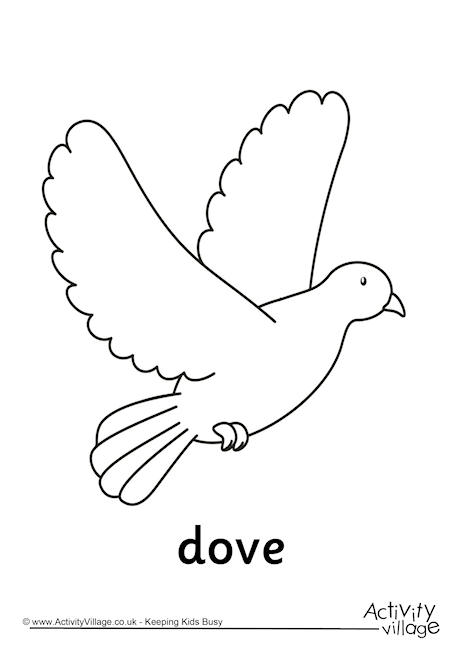 pictures of doves to color dove colouring page doves pictures of color to