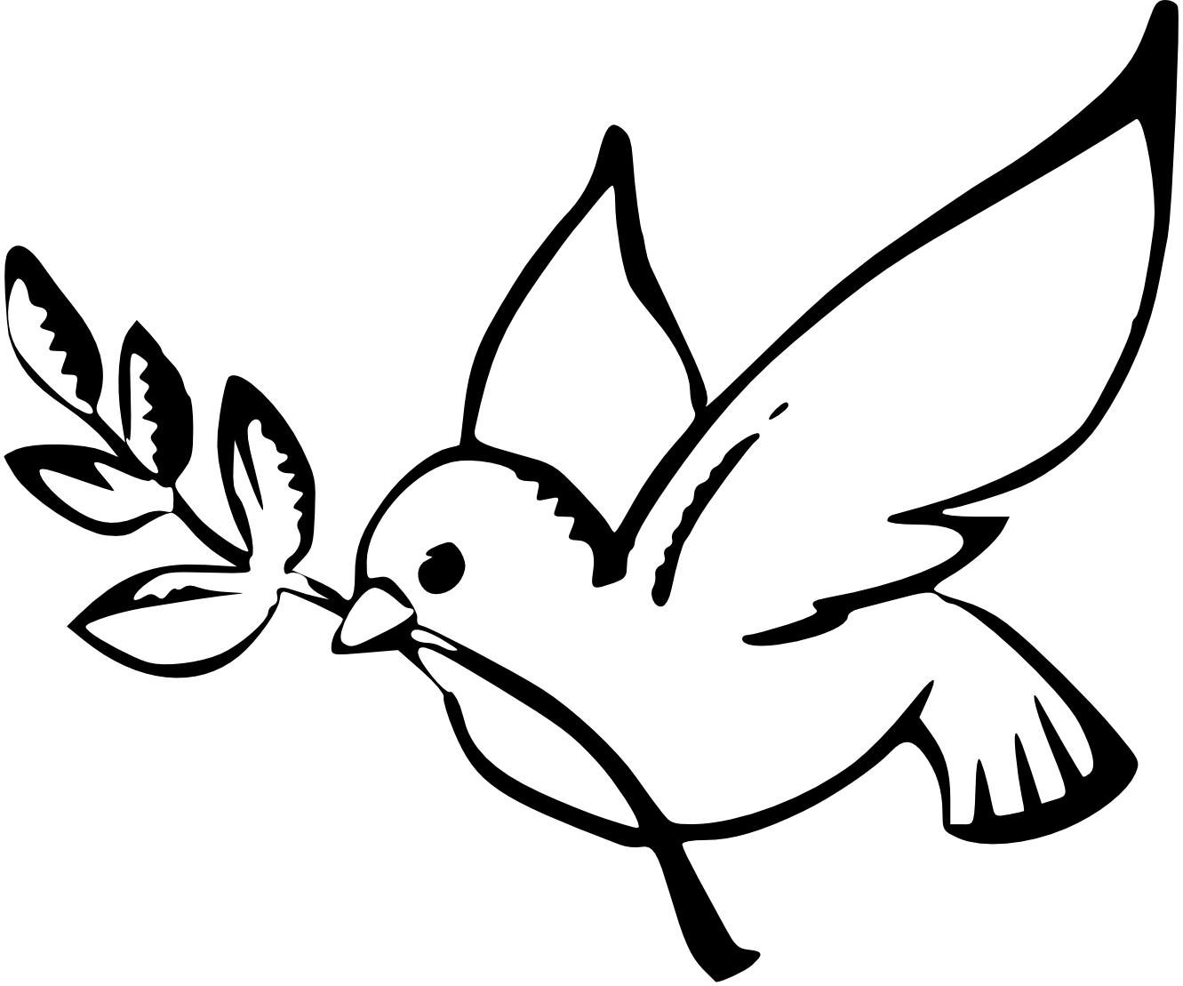 pictures of doves to color free printable peace sign coloring pages coloring pages to doves color of pictures