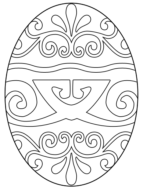 pictures of easter eggs 7 places for free printable easter egg coloring pages pictures eggs of easter