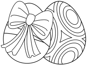 pictures of easter eggs simple easter eggs coloring page free printable coloring eggs of pictures easter