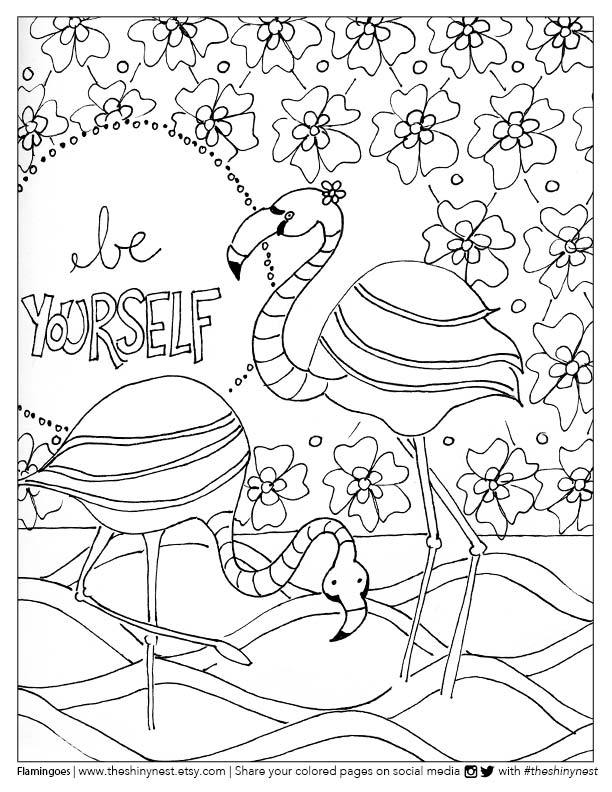 pictures of flamingos to print flamingo coloring page free printable coloring video of print pictures to flamingos