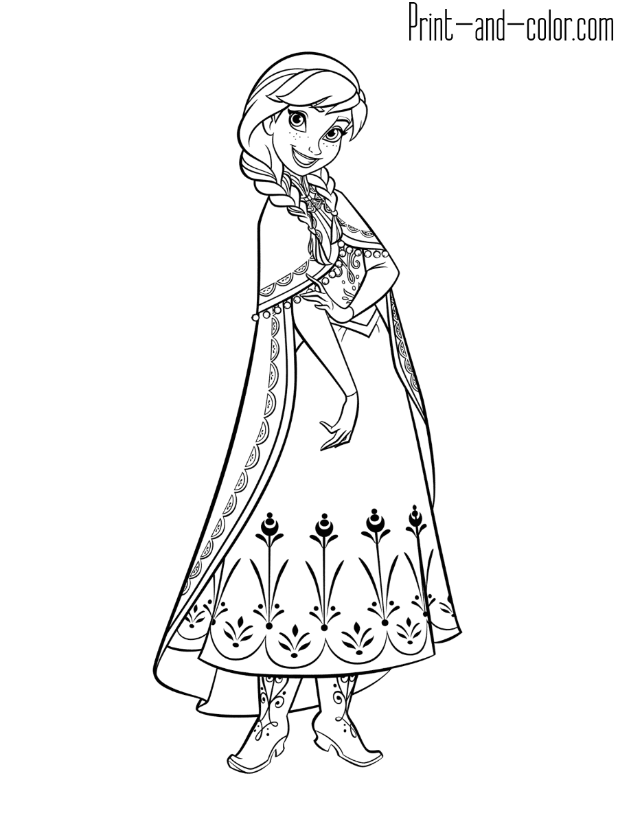 pictures of frozen to color frozen coloring pages to print bing images printables of to frozen color pictures