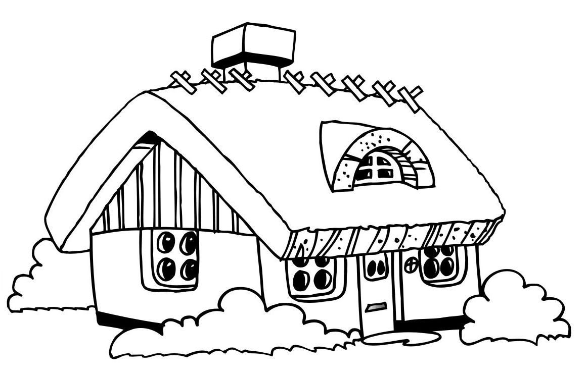 pictures of houses to color 9 house coloring pages jpg ai illustrator download houses color to of pictures