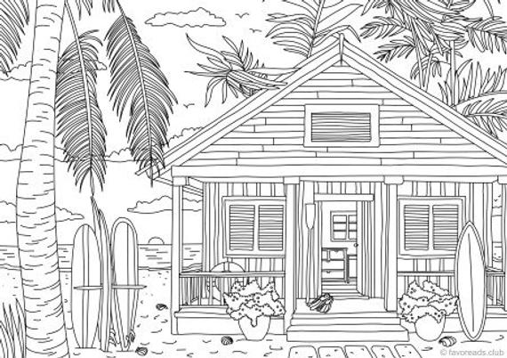 pictures of houses to color house coloring pages getcoloringpagescom pictures houses color to of