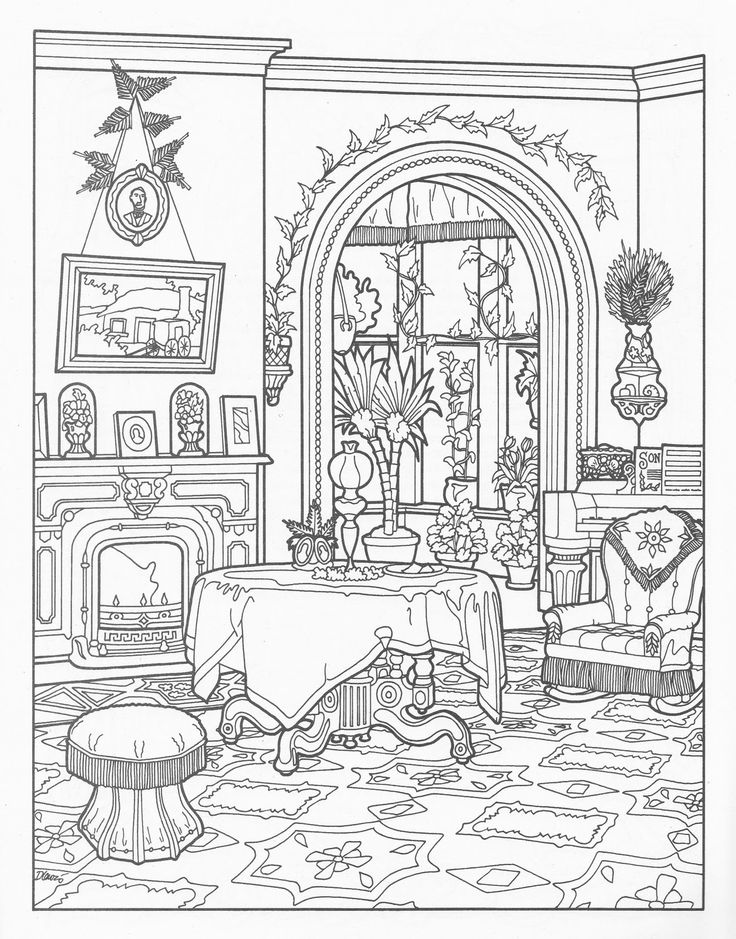 pictures of houses to color printable haunted house coloring pages for kids cool2bkids to houses of pictures color