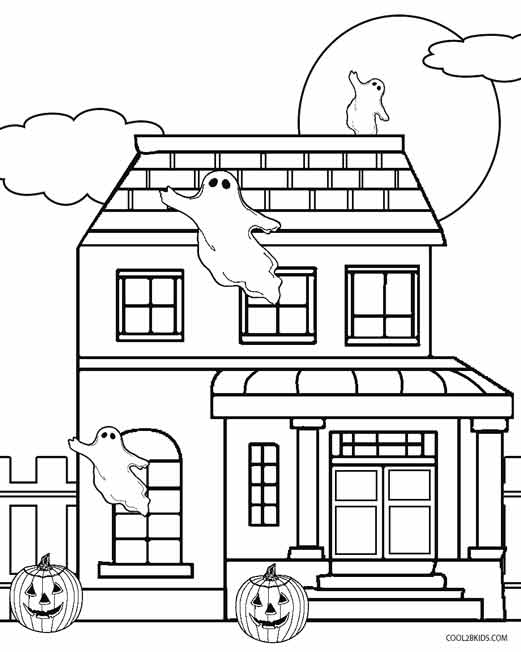 pictures of houses to color quotthe badenochquot clipart etc houses color of to pictures