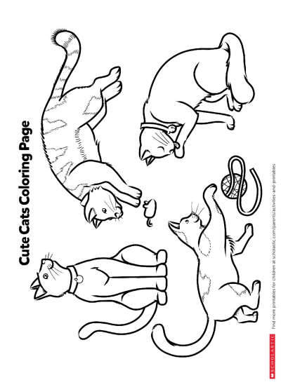 pictures of kittens to color kitten coloring pages best coloring pages for kids color kittens of pictures to