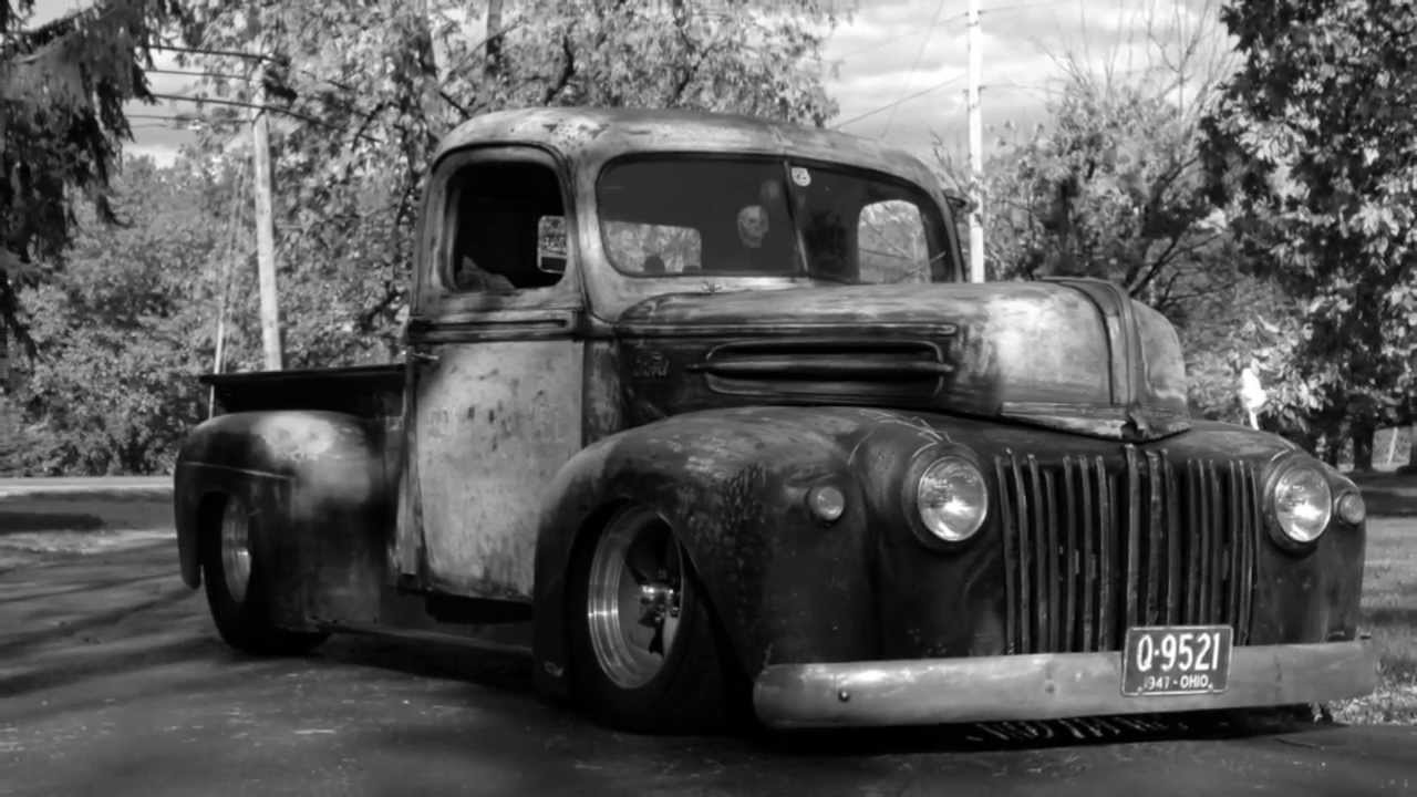 pictures of pickup trucks 1947 ford rat rod pickup truck youtube pickup pictures trucks of