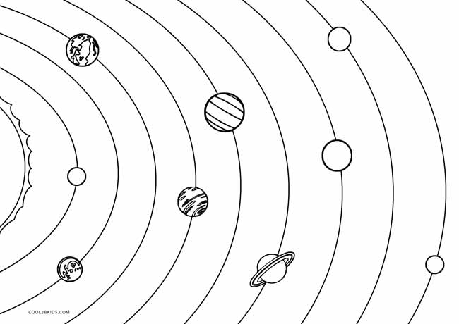 pictures of planets to color printable planet coloring pages for kids cool2bkids color to pictures of planets