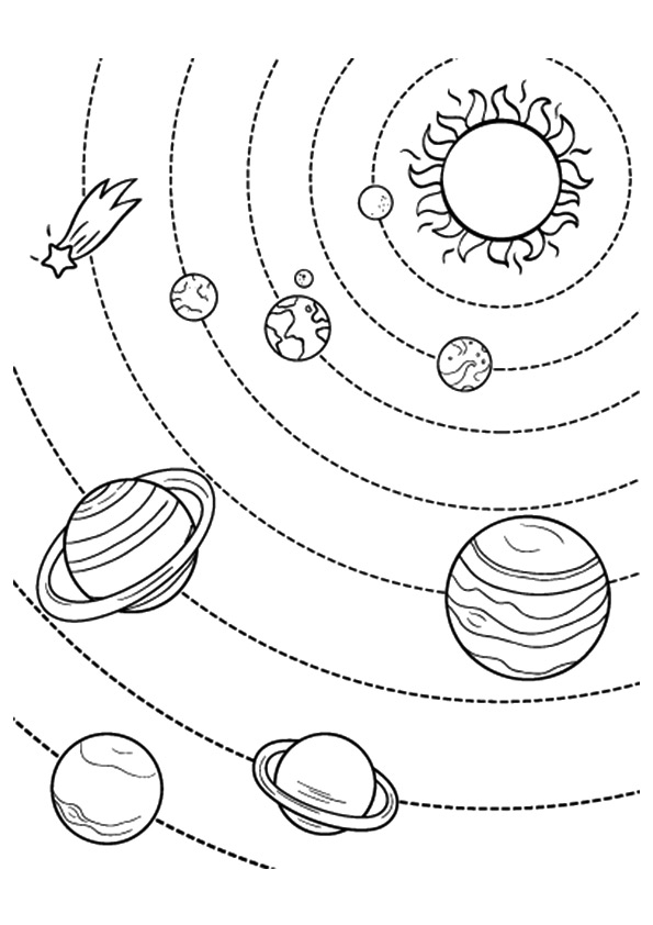 pictures of planets to color printable planet coloring pages for kids cool2bkids of pictures color planets to