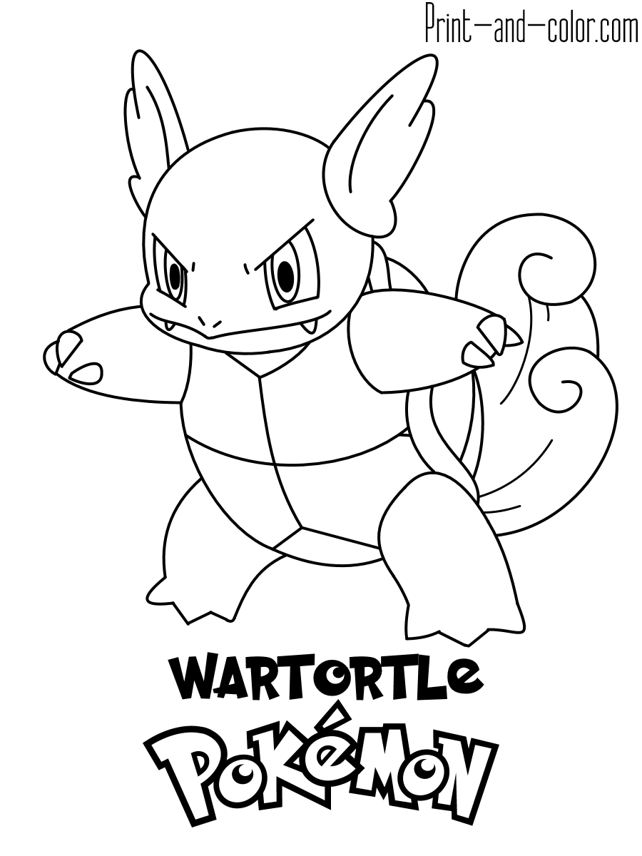 pictures of pokemon to color pikachu coloring pages pictures pokemon of color to