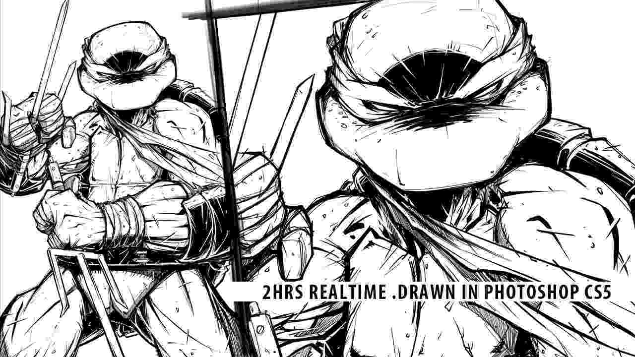 pictures of the ninja turtles andrew fitzgerald ink tmnt stage 1 turtles the pictures of ninja