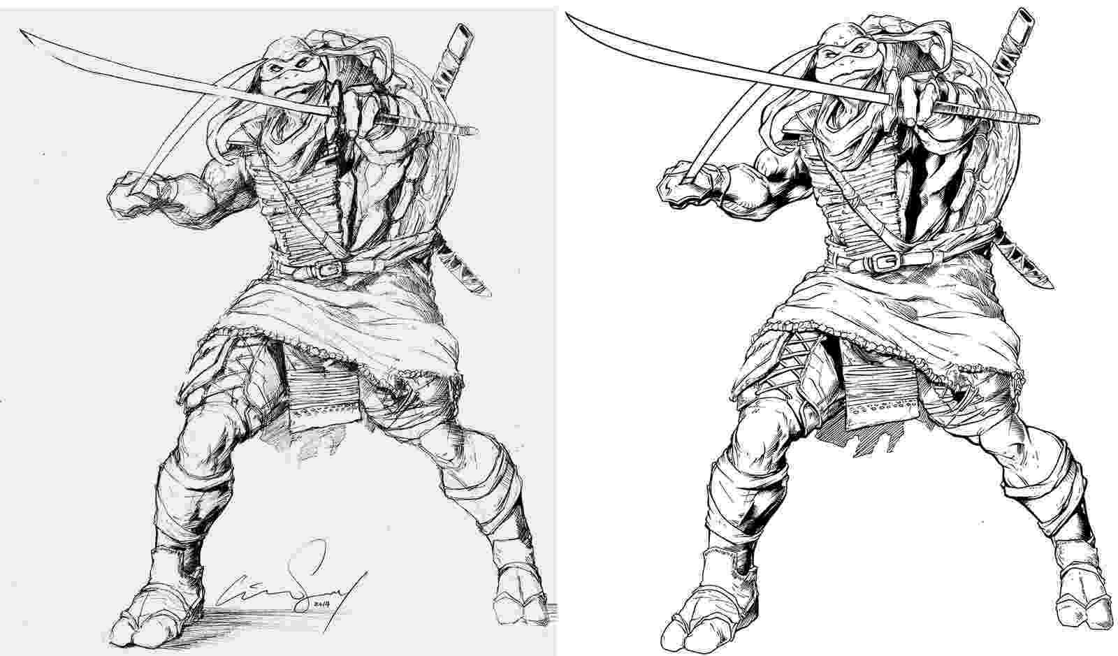 pictures of the ninja turtles leonardo of the teenage mutant ninja turtles by cadre on pictures ninja the of turtles