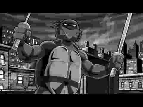 pictures of the ninja turtles ninja turtles black white comics intro youtube turtles of pictures ninja the