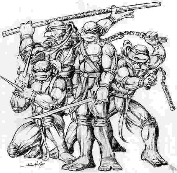 pictures of the ninja turtles tmnt fan art teenagemutantninjaturtlescom the turtles ninja of pictures