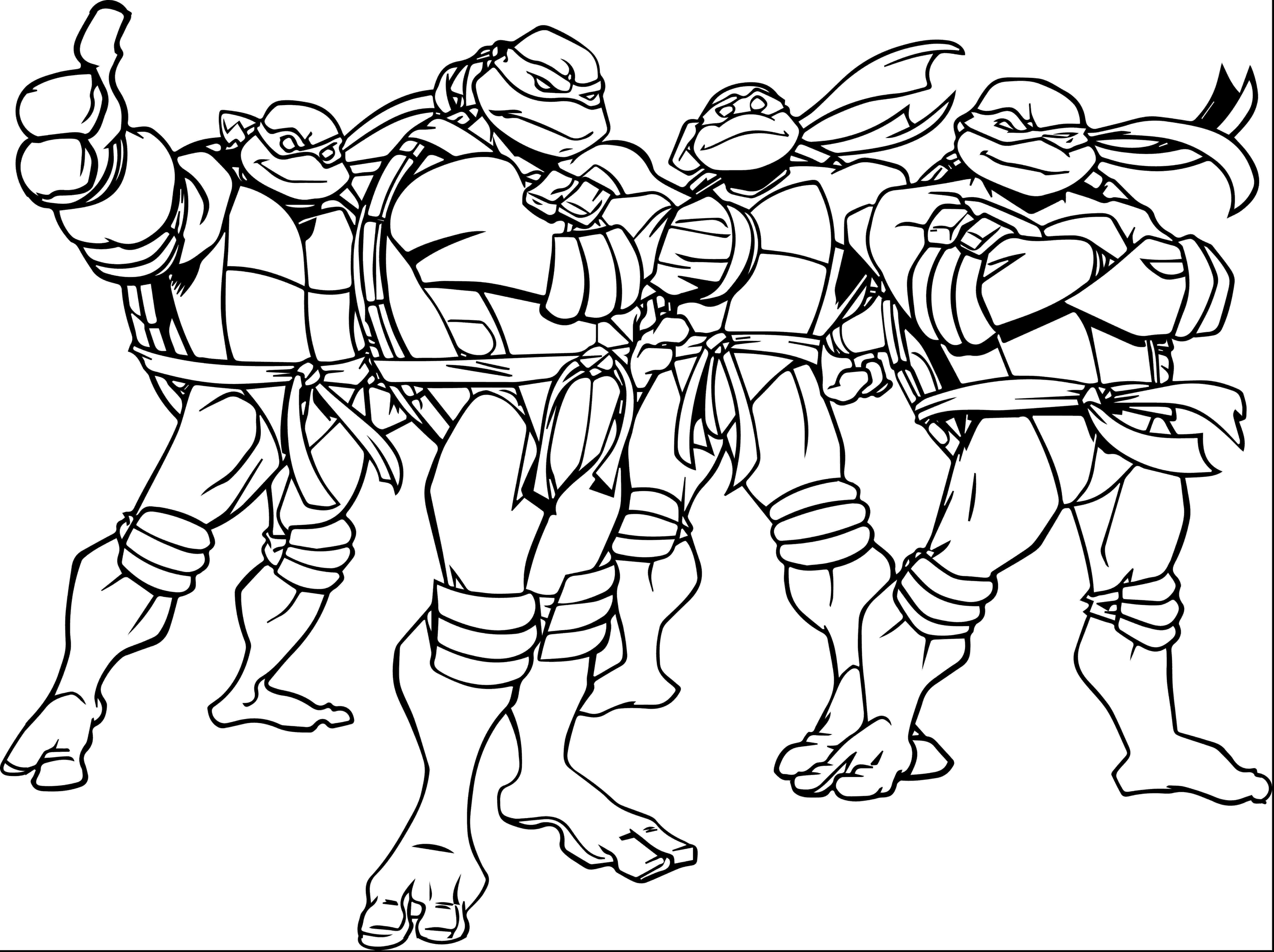 pictures of the ninja turtles unusual idea tmnt coloring pages teenage mutant ninja pictures of turtles ninja the