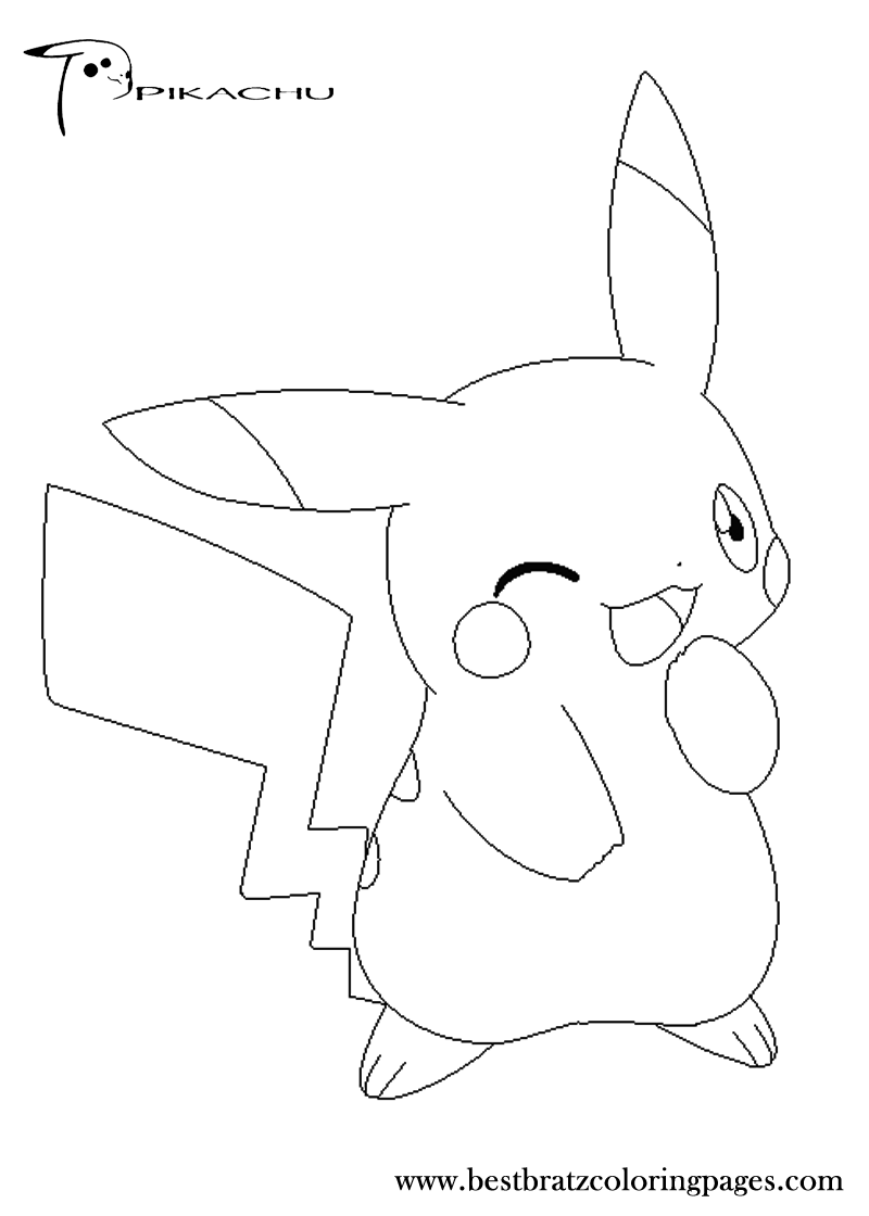 pikachu coloring page pikachu coloring pages pikachu page coloring 1 1