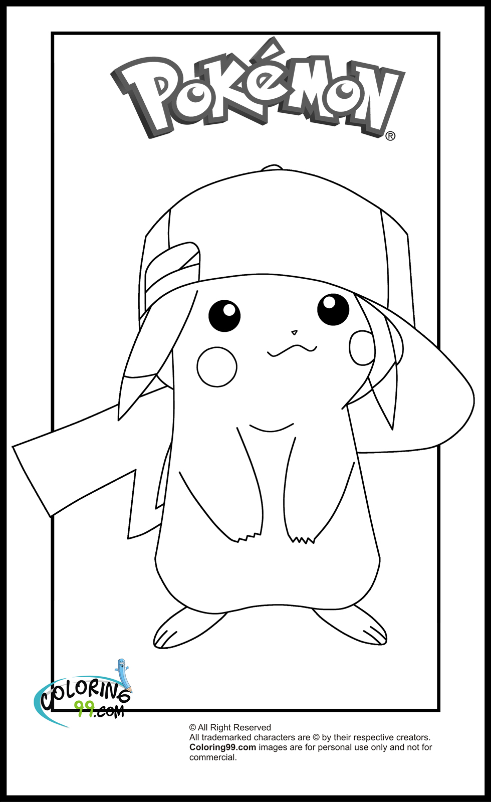 pikachu coloring page pikachu coloring pages team colors coloring pikachu page