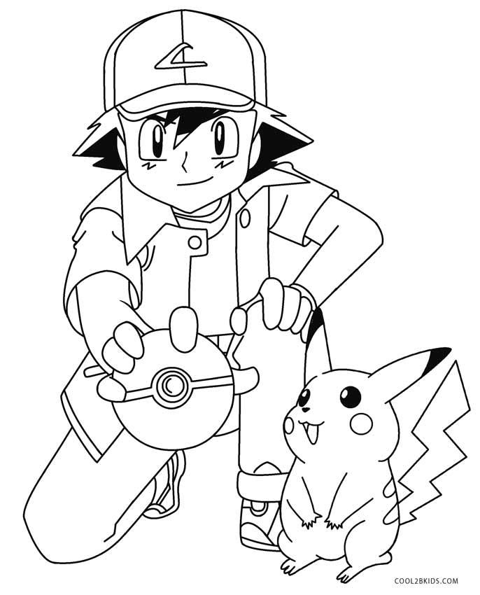 pikachu coloring page printable pikachu coloring pages for kids cool2bkids pikachu page coloring