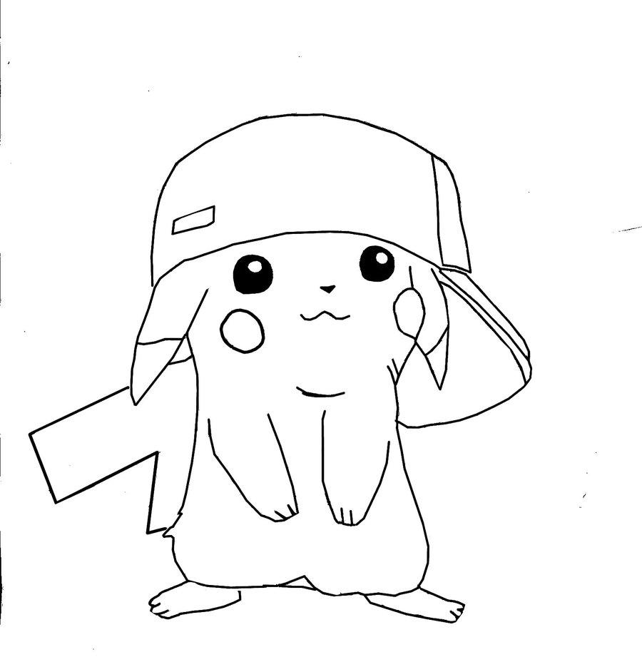 pikachu printable coloring pages free printable pikachu coloring pages for kids coloring pages pikachu printable