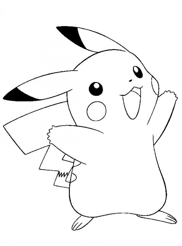 pikachu printable coloring pages free printable pikachu coloring pages for kids pages pikachu coloring printable