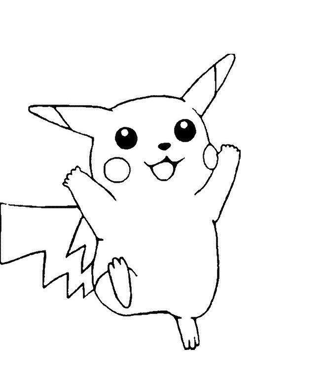 pikachu printable coloring pages pikachu coloring pages coloring printable pikachu pages