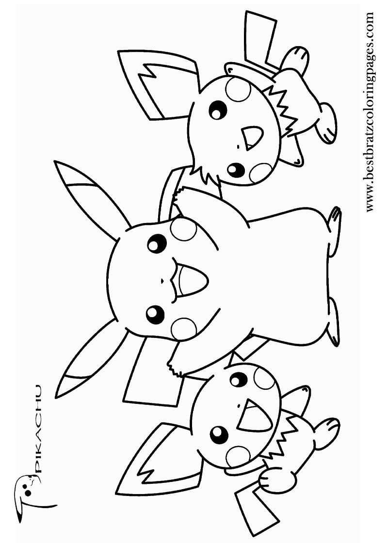 pikachu printable coloring pages pikachu coloring pages printable coloring pikachu pages