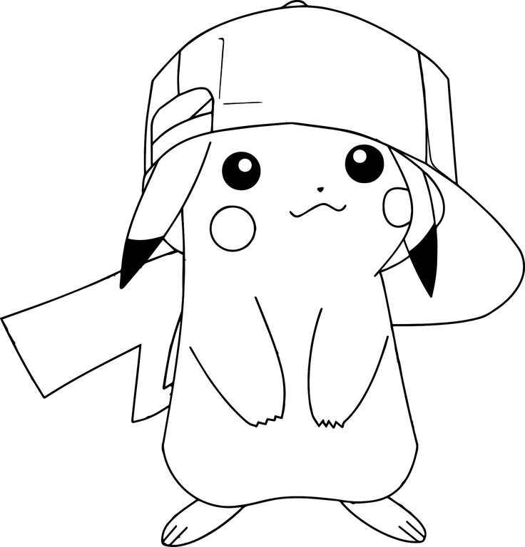 pikachu to color pikachu coloring pages to download and print for free pikachu to color