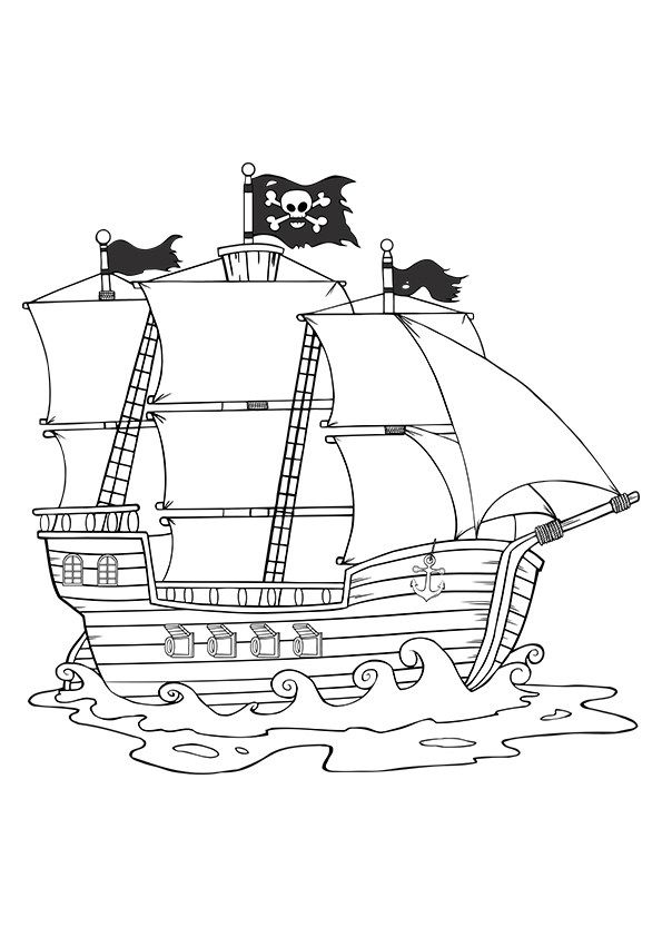 pirate ship template printable blk how to make a speed boat out of cardboard ship template printable pirate