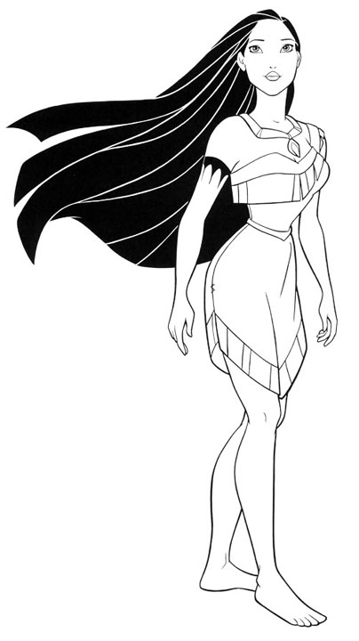 pocahontas colouring pages disney39s pocahontas coloring pages disneyclipscom pages pocahontas colouring