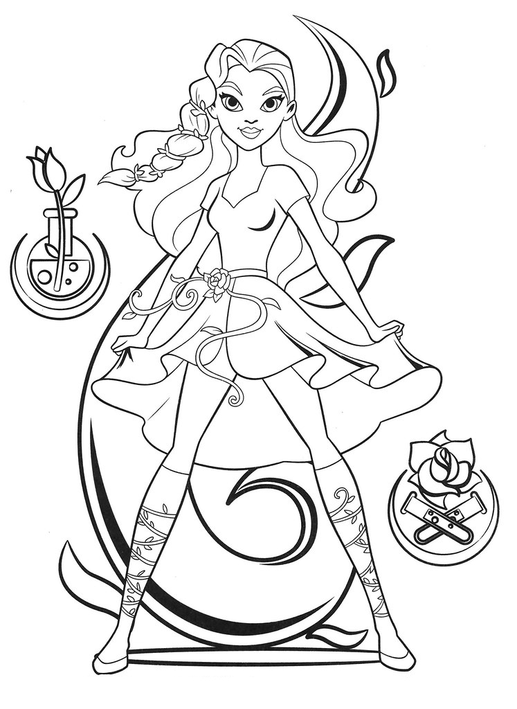 poison ivy colouring pages chibi poison ivy coloring pages coloring pages colouring pages ivy poison