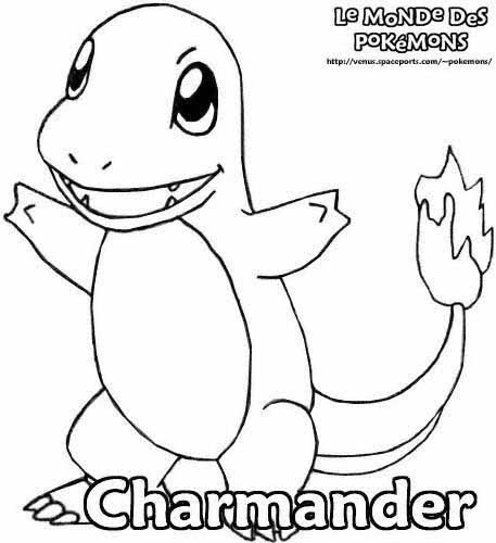 pokemon charmander coloring pages charmander lineart free download on ayoqq cliparts coloring pokemon pages charmander