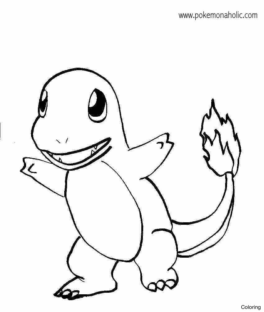 pokemon charmander coloring pages charmander pokemon coloring page free pokémon coloring charmander coloring pokemon pages