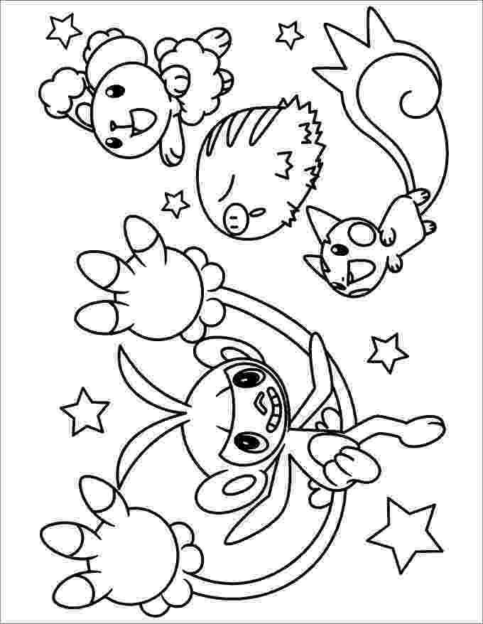 pokemon color page pokemon coloring pages 30 free printable jpg pdf pokemon color page