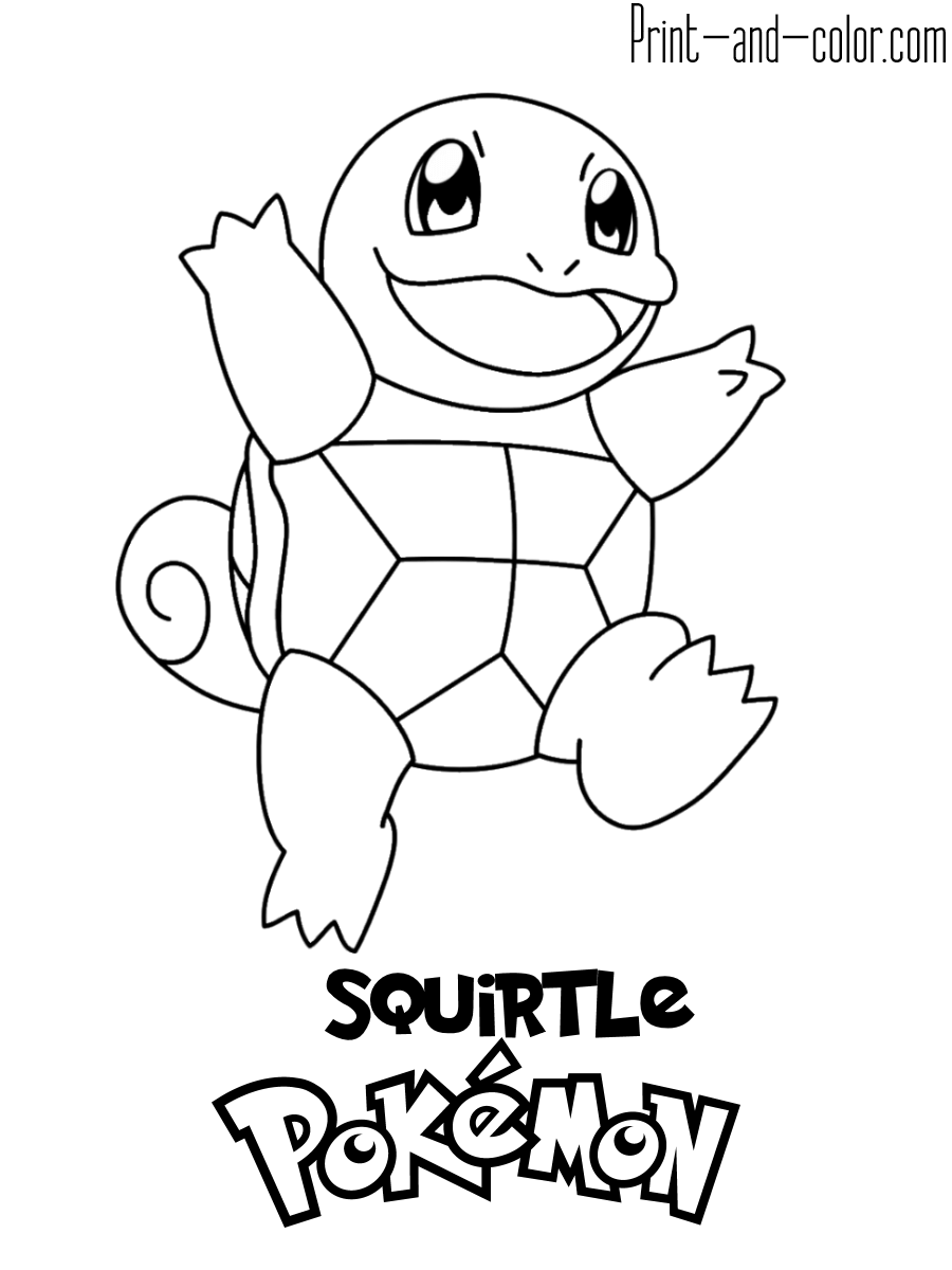 pokemon color page pokemon coloring pages print and colorcom pokemon page color
