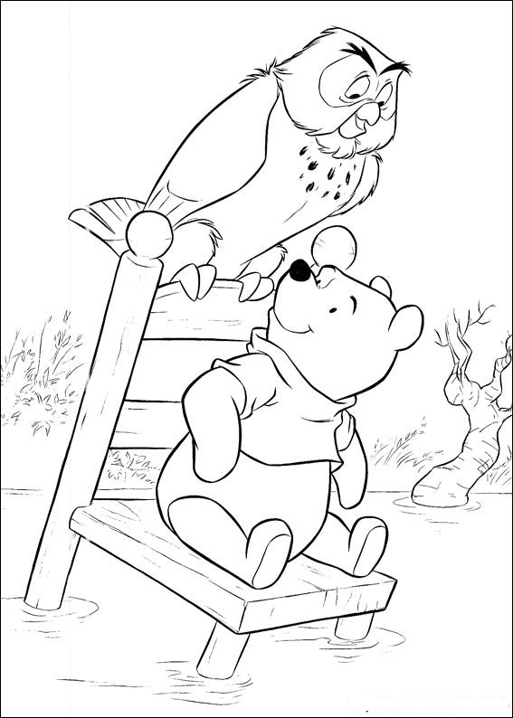 pooh color disney baby winnie the pooh coloring pages top free pooh color