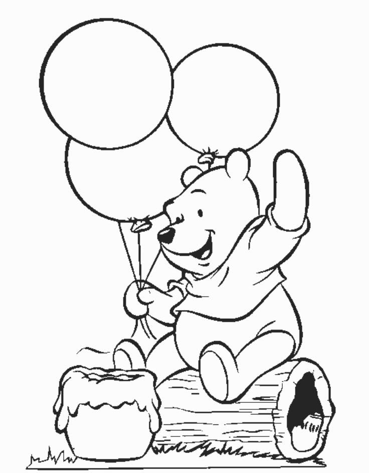 pooh printables free printable winnie the pooh coloring pages for kids printables pooh 1 1