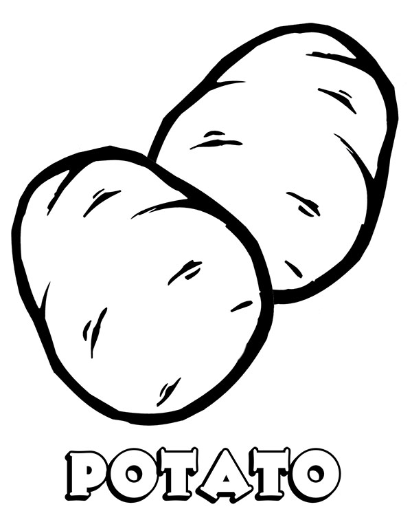potato to color potato 4 coloring page free printable coloring pages potato to color