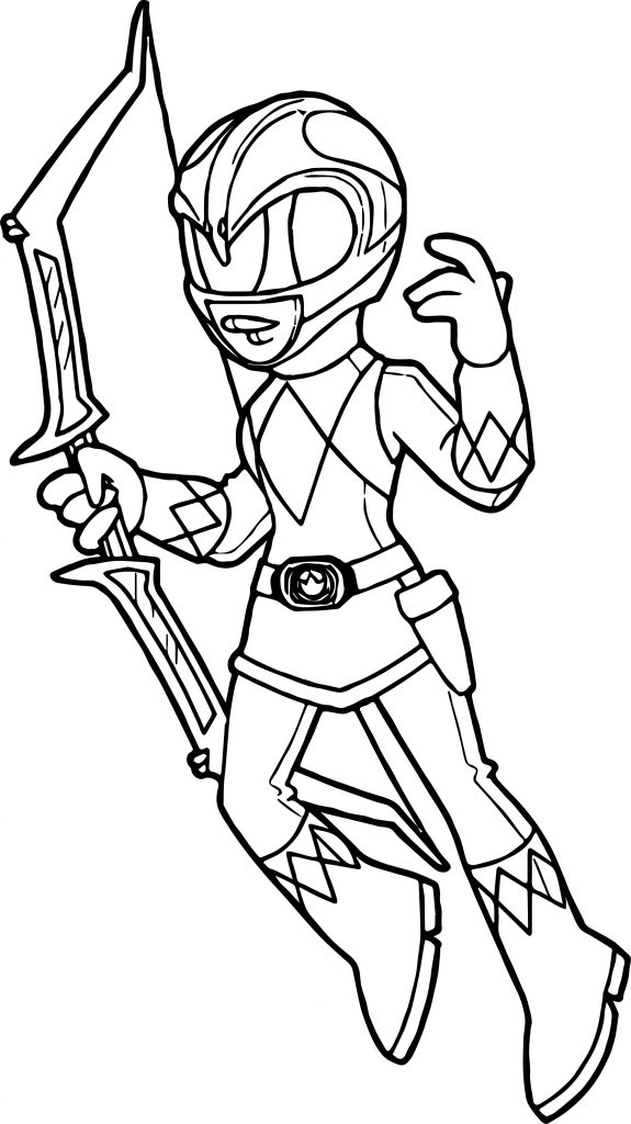 power ranger coloring pages power rangers pink ranger coloring page wecoloringpage coloring ranger power pages