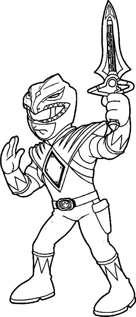 power ranger pictures to color power rangers green ranger coloring page wecoloringpagecom ranger to color power pictures