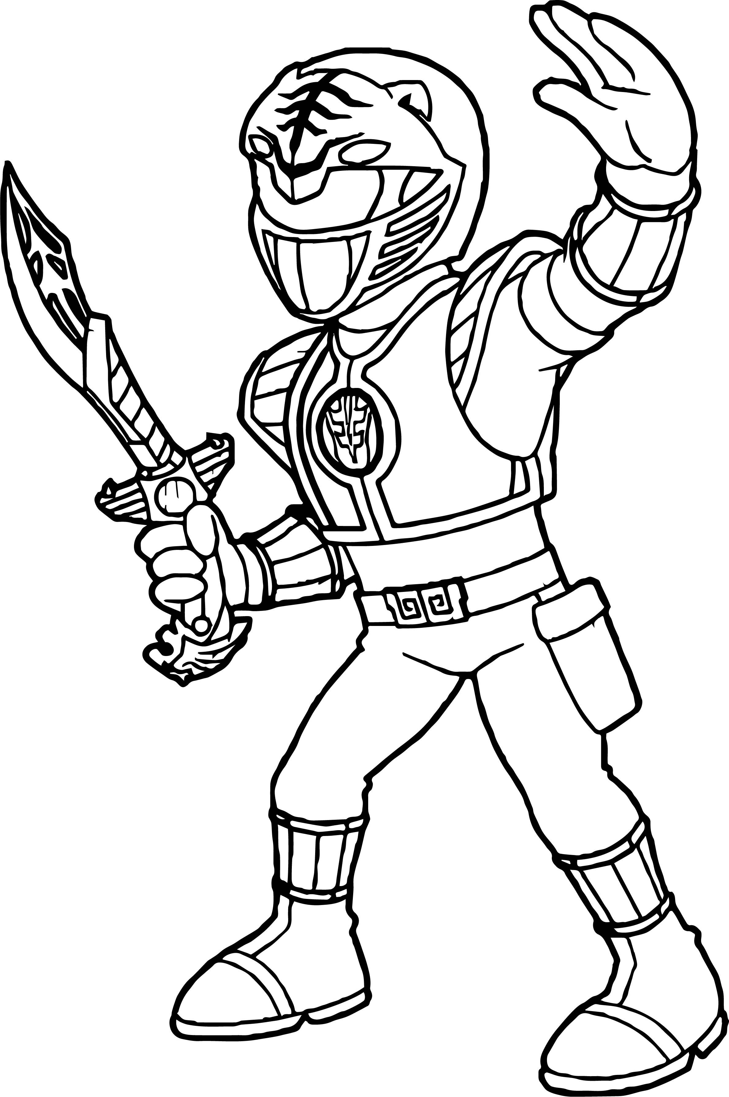 power ranger pictures to color print images cool power rangers samurai coloring pages pictures color ranger power to