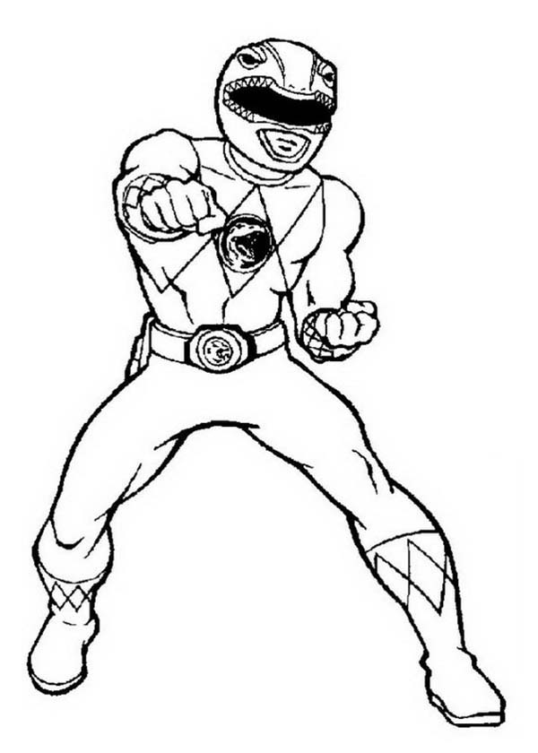 power ranger pictures to color red power ranger drawing at getdrawingscom free for color to power pictures ranger