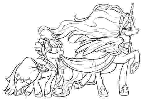 princess celestia coloring my little pony coloring pages princess celestia part 3 princess celestia coloring