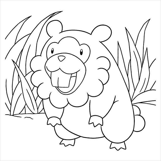 print pokemon 55 pokemon coloring pages for kids print pokemon