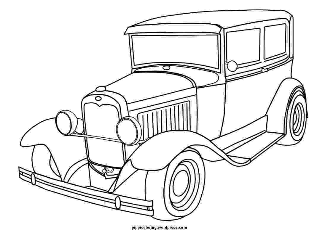 printable car coloring pages classic car coloring pages eskay coloring printable pages car