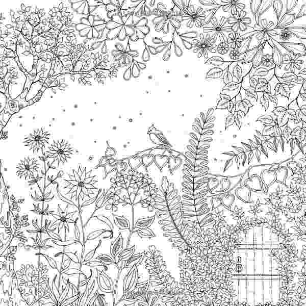 printable coloring book secret garden secret garden an inky treasure hunt and colouring book book secret garden coloring printable