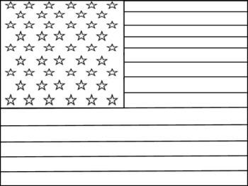 printable coloring flag usa free american flag printable download free clip art free printable coloring flag usa